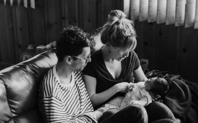 Como afecta la psicosis posparto al entorno afectivo de la madre